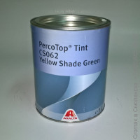 PT135 / CS062 YELLOW SHADE GRN